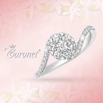 Aaron Shum Jewelry - Coronet