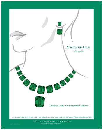 Michael Gad Emerald