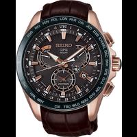The Seiko Astron GPS Solar Dual-Time Novak Djokovic Limited Edition